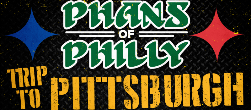 Phans of Philly @ Pittsburgh
